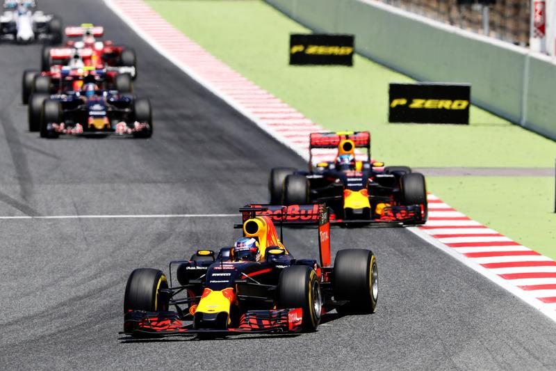 Red Bull 1-2-3