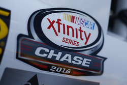 Xfinity Series Chase decal