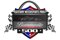Логотип Gateway Motorsports Park 500