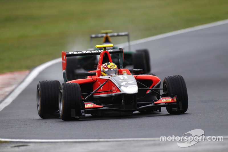 2011: Dallara GP3/10 Renault, GP3