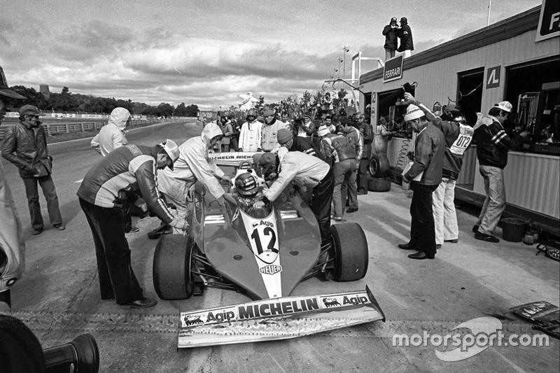 1978: Гран При Канады, Ferrari 312T3