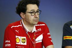 Mattia Binotto, Teknik Şef, Ferrari