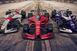 Ferrari, McLaren y Williams – 2025