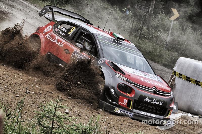 Craig Breen, Citroen Racing