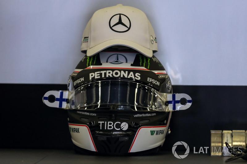 Шолом Валттері Боттаса, Mercedes AMG F1