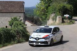 Ismael Vuistiner, Florine Kummer, Renault Clio R3T