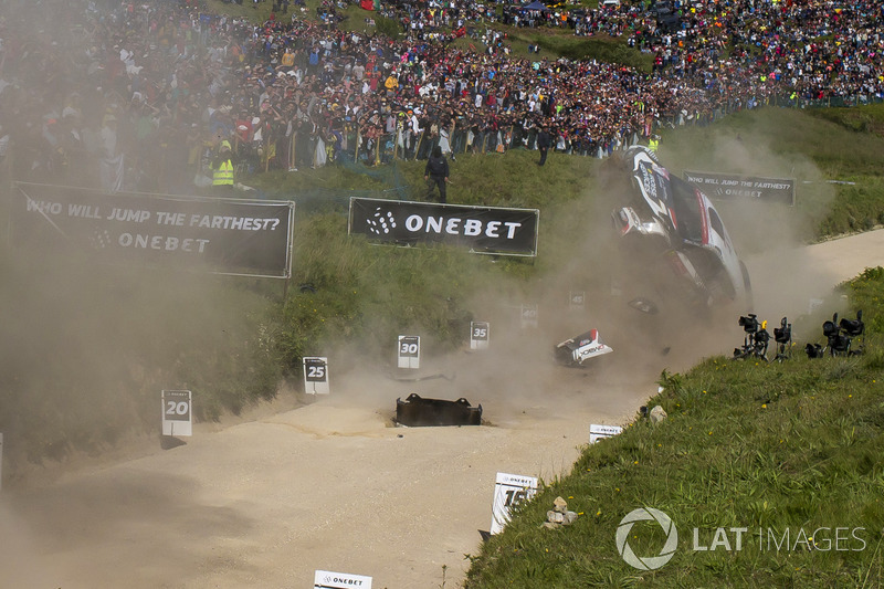 Авария: Кантен Жильбер и Рено Жамуй, Škoda Fabia R5