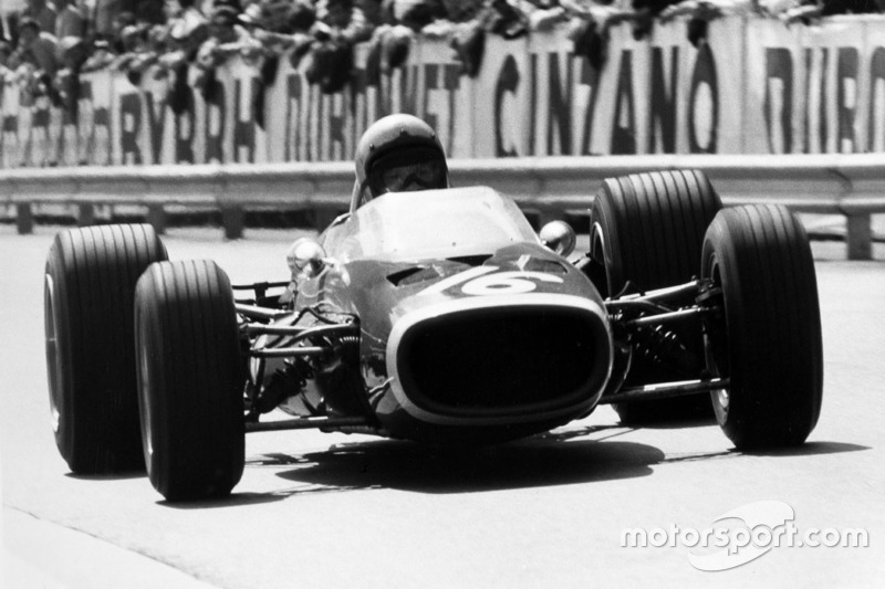 1967: McLaren M4B