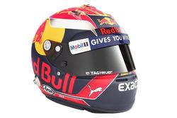 Шлем Макса Ферстаппена, Red Bull Racing