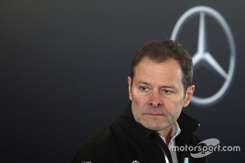 Mercedes-Technikchef Aldo Costa
