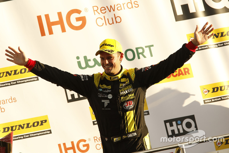 3. Tom Chilton, Power Maxed Racing, Vauxhall Astra