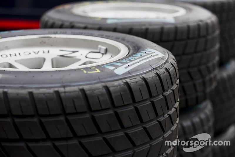 Pirelli-Reifen für die GP3-Serie