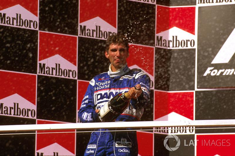 2. Damon Hill, Arrows