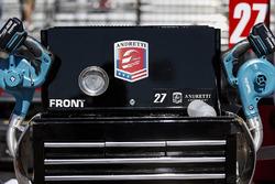 Werkzeugkiste für Marco Andretti, Andretti Autosport, Honda