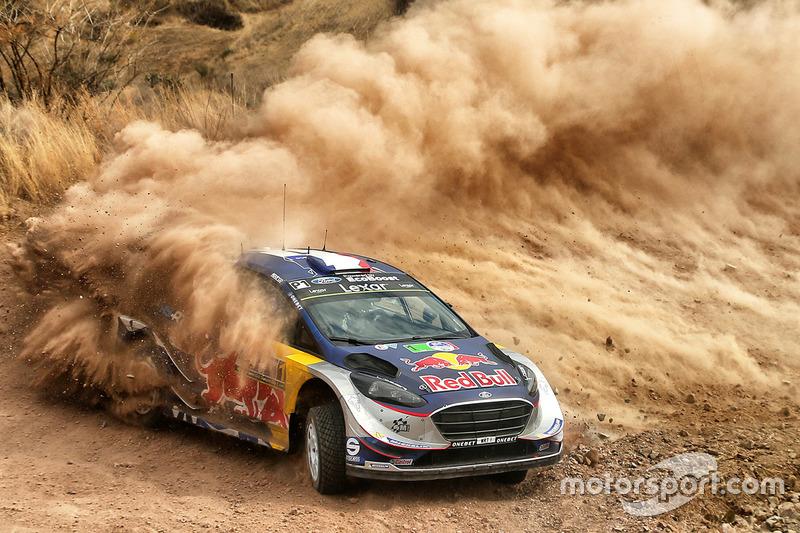 Себастьен Ожье и Жюльен Инграссиа, Ford Fiesta WRC