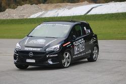 Rolf Tremp, Opel Astra OPC, Auto Bollhalder, Rennen 1