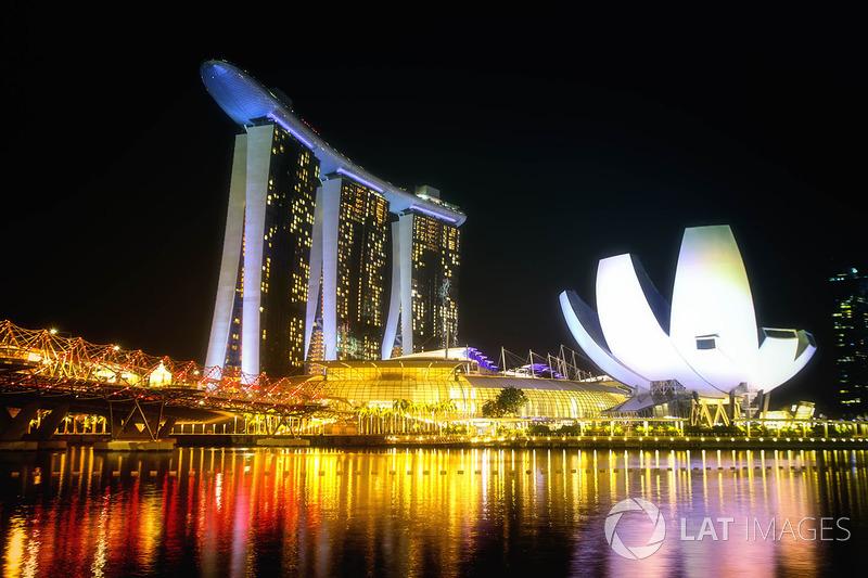 Мальовничий Сінгапур