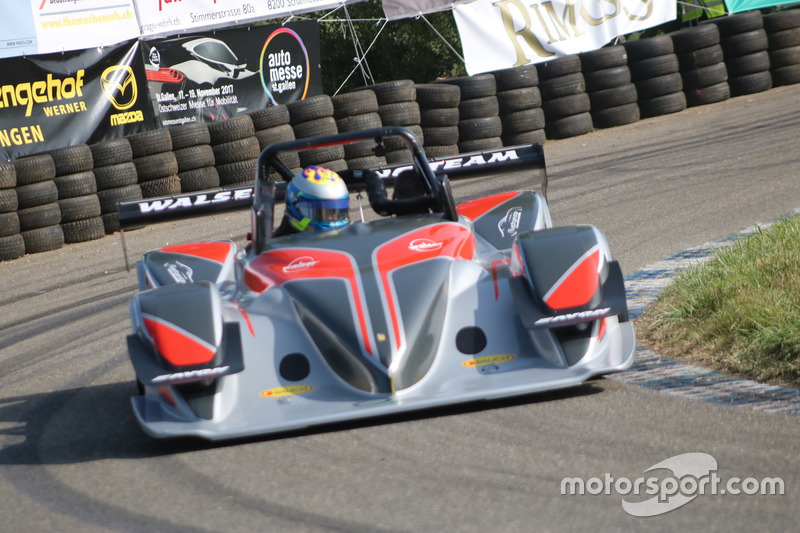 Christoph Lampert, Osella PA2000-Honda