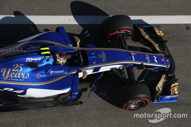 2017: соглашение Sauber с Honda