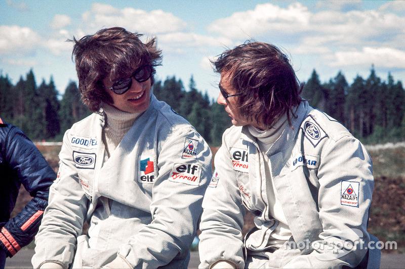 Между пилотами команды Тиррела сразу установились хорошие отношения. Стюарт был явным лидером, быстрым и опытным, тогда как Север, будучи заметно моложе, учился у напарника и ощутимо прогрессировал.