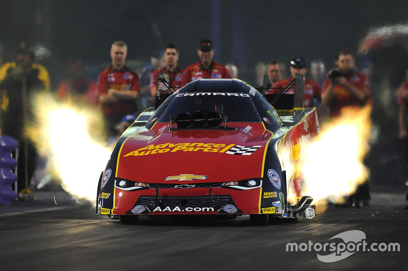 8. Courtney Force