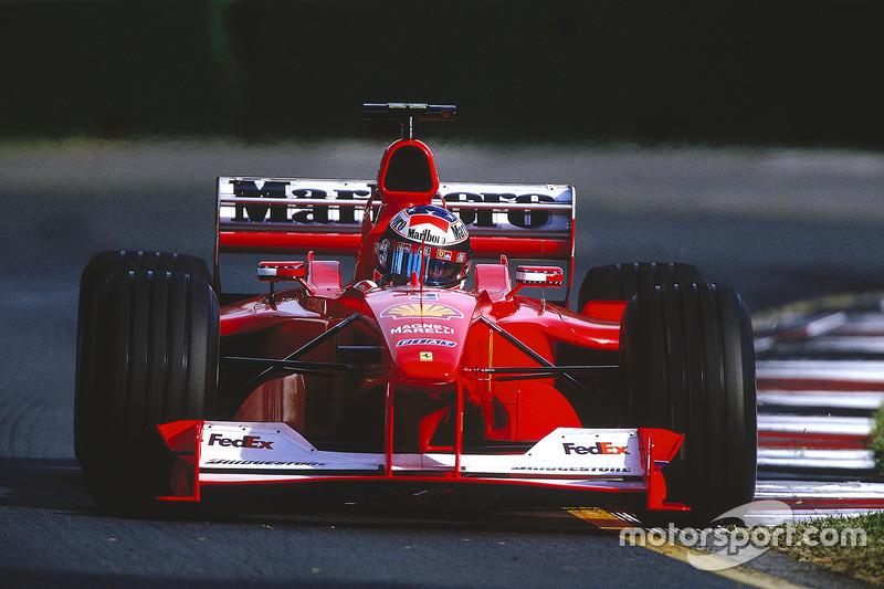 36勝目:2000年オーストラリアGP