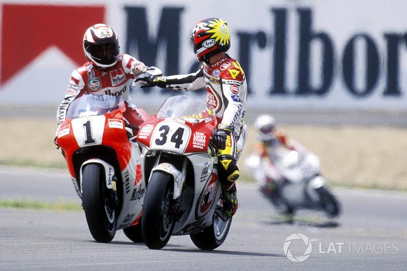 1993 - Kevin Schwantz, Lucky Strike Suzuki