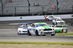 #10 TA4 Ford Mustang, JR Pesek, PF/Rennsport KC Racing