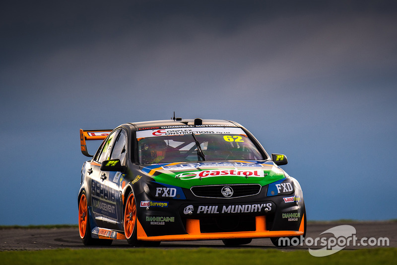 Alex Rullo, Lucas Dumbrell Motorsport Holden