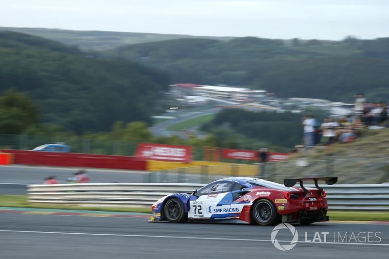 24. #72 SMP Racing, Ferrari 488 GT3