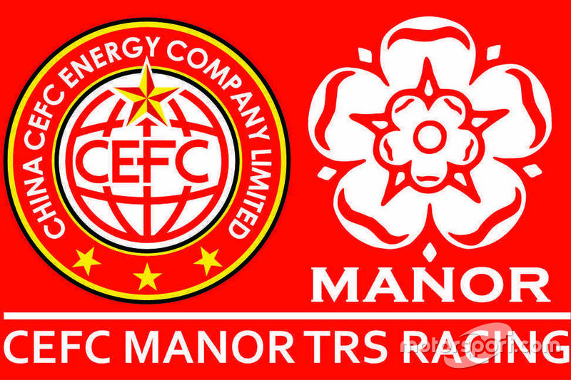 Logo, CEFC Manor TRS Racing