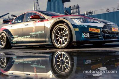 Präsentation: Elektrische GT-Serie