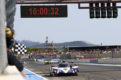 #27 SMP Racing Dallara P217 Nissan: Matevos Isaakyan, Egor Orudzhev takes the win