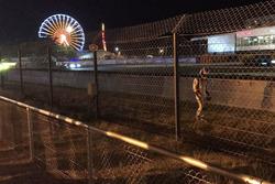 Nicolas LaPierre regresa a pits dejando el #9 de Toyota a unos metros