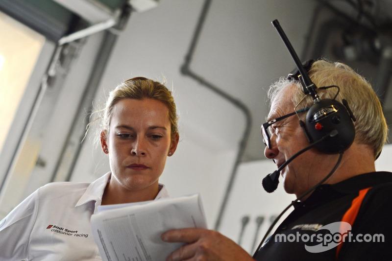 Flick Haigh, Optimun Motorsport