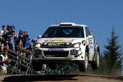 Jari-Matti Latvala, Ford Focus