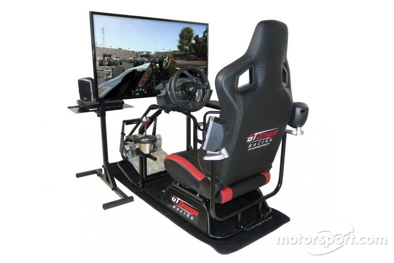 GT Omega Racing PRO Cockpit - Professional