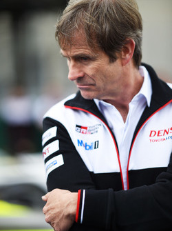 Pascal Vasselon, Technical Director Toyota Racing