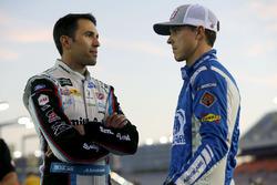 Aric Almirola, Richard Petty Motorsports Ford Trevor Bayne, Roush Fenway Racing Ford