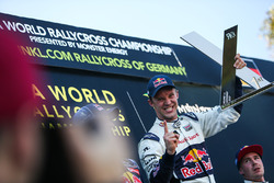 Yarış galibi Mattias Ekström, EKS RX Audi S1