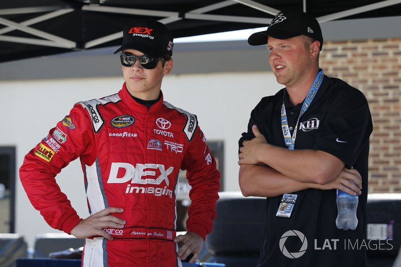 Harrison Burton, Kyle Busch Motorsports, Toyota