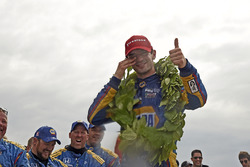 Sieger Alexander Rossi, Curb Herta - Andretti Autosport Honda