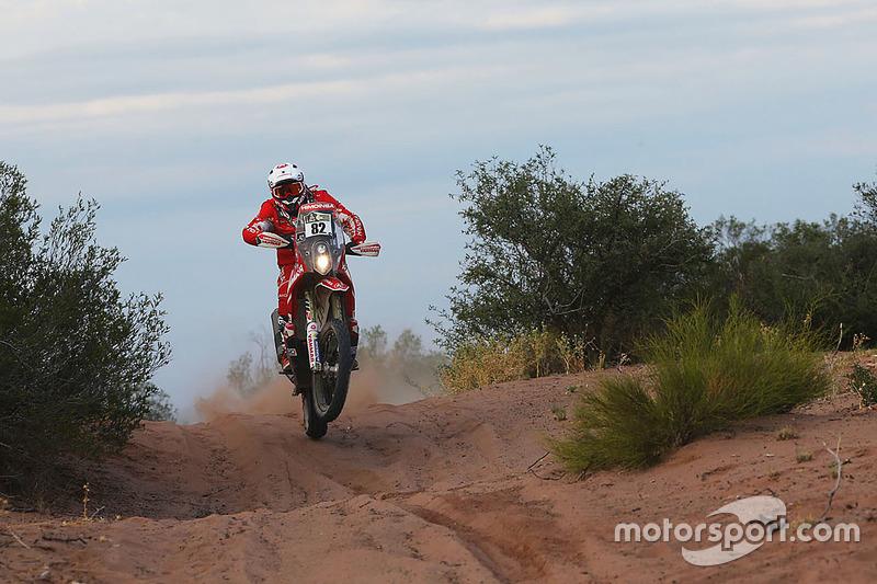 #82 KTM: Daniel Carreras