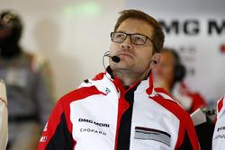 Andreas Seidl, Team principal Porsche Team LMP