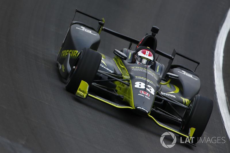 Чарли Кимболл, Chip Ganassi Racing Honda