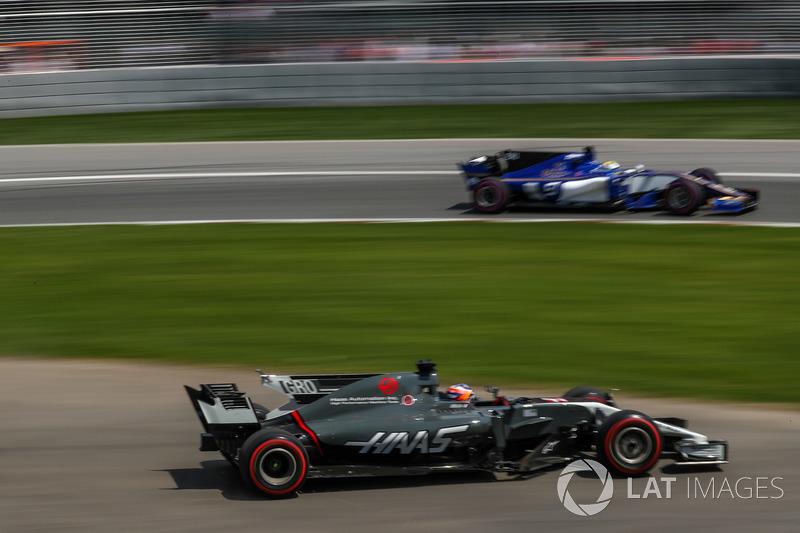 Ромен Грожан, Haas Ferrari