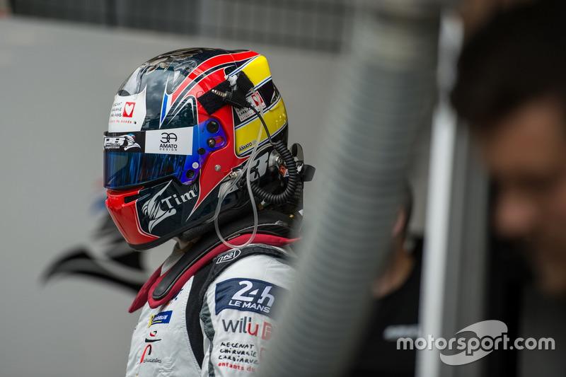 #23 Panis-Barthez Competition Ligier JSP217 Gibson: Timothé Buret