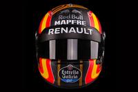 Шолом Карлоса Сайнса-мол., Renault Sport F1 Team