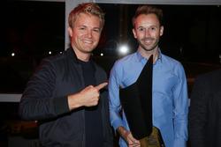Нико Росберг и Рене Раст, Audi Sport Team Rosberg