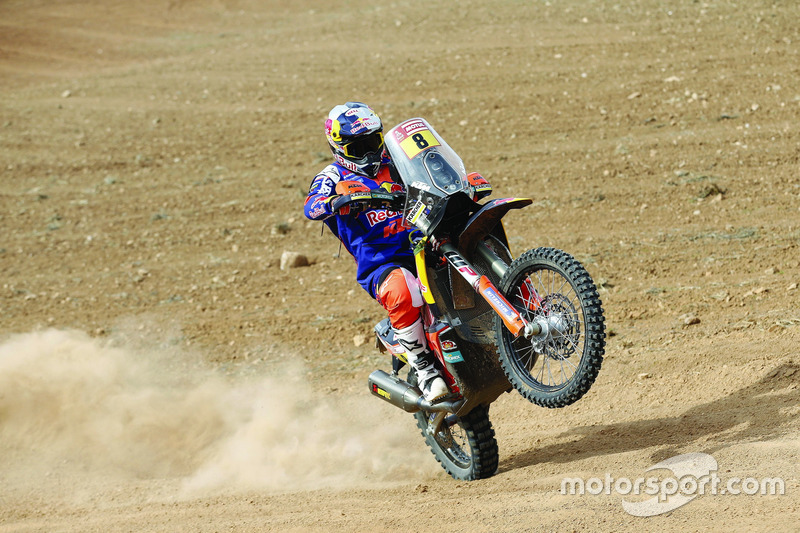 Toby Price, Red Bull KTM Factory Team